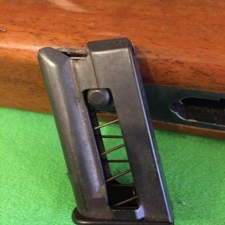Weatherby Beretta Mag