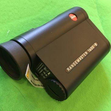 NOW IN STOCK >>> Leica Rangemaster 1600-B
