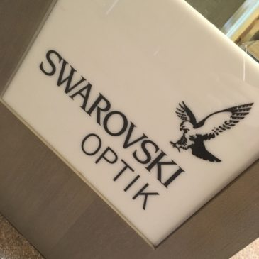 R&B are now Official Swarovski Stockists