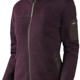 Harkila Lilja Ladies Cardigan – Beetroot