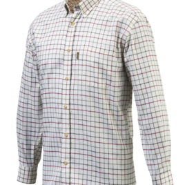 Beretta Shirt Classic – Red Check
