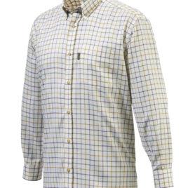 Beretta Shirt Classic – Yellow Check