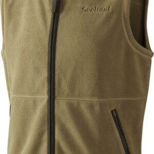 Seeland Bolton Fleece Waistcoat / Gilet – Camel