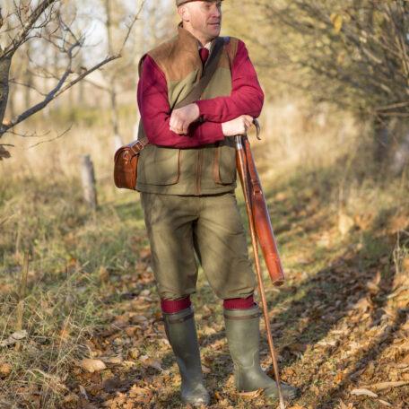 Alan Paine Berwick Shooting Waistcoat & Breeks