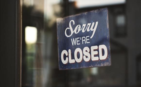 Temporary Closure due to Covid-19