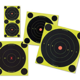 Shoot-N-C 6″ Targets Pack of 60 by Birchwood Casey