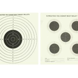 Bisley Standard Target 1000 Pack