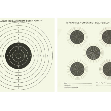 Targets Double Sided Grade 1