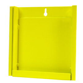 Yellow Target Holder 17cm