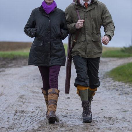 Fernley Weekend Coat & Axford Field Coat