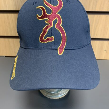 Browning Navy with red logo