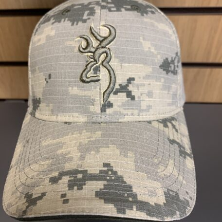 Browning Light Camo with green logo