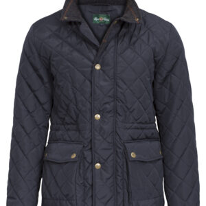 Alan Paine Surrey Quilted Jacket – Navy